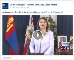 Ambassador Arnold 2016