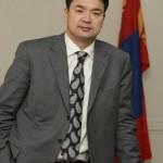 Prime Minister Saikhanbileg