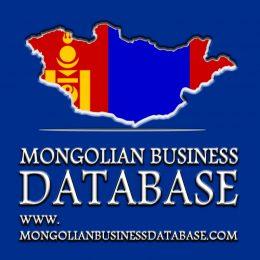 Mongolian Business Database